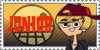 Total Drama Stamp: Junior by GolnazElectric