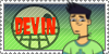 Total Drama Stamp: Devin by GolnazElectric