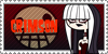 Total Drama Stamp: Crimson by GolnazElectric