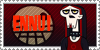 Total Drama Stamp: Don by GolnazElectric