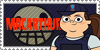 Total Drama Stamp: MacArthur by GolnazElectric