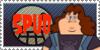 Total Drama Stamp: Spud by GolnazElectric