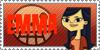 Total Drama Stamp: Emma by GolnazElectric