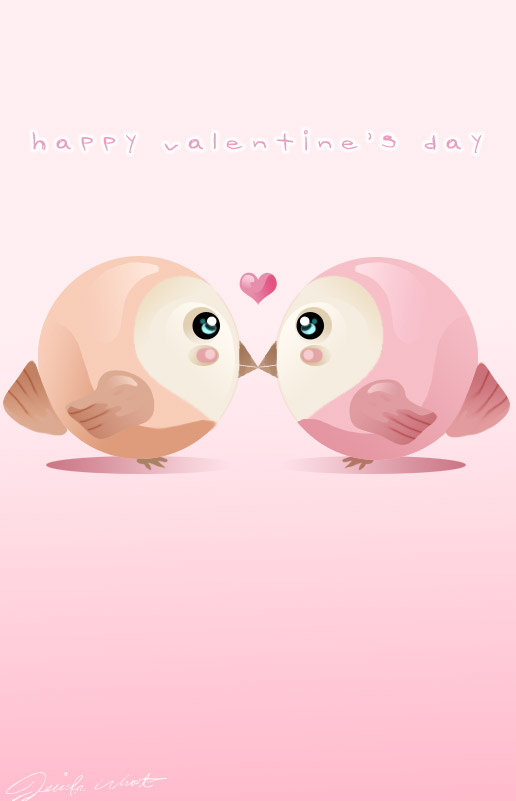 Owl Love by JennyWheat