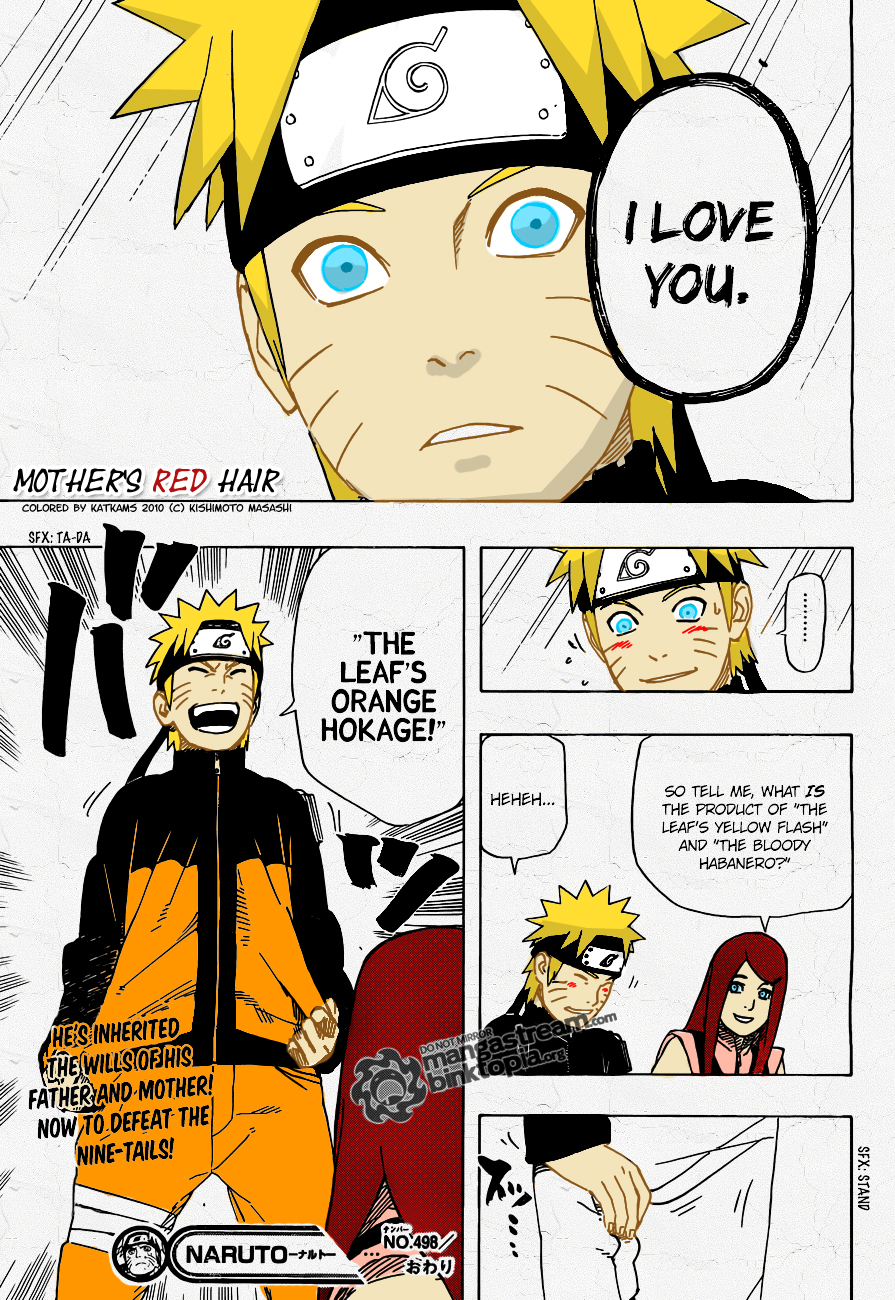 Naruto x kushina fanfiction lemon