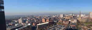Preston panorama daytime