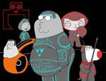 Family Guy Tron