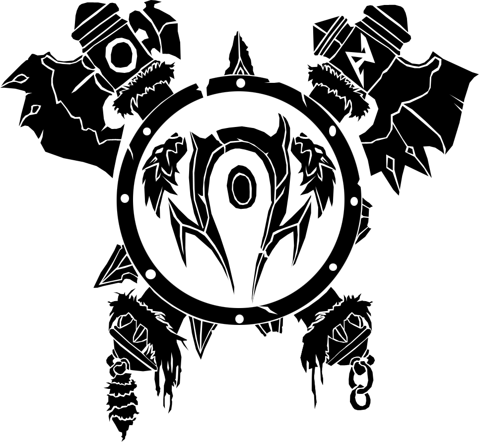 Orc Crest By Ropa To On Deviantart