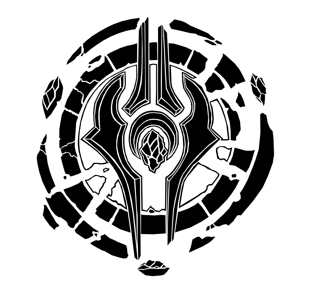 Draenei Crest By Ropa to On DeviantArt