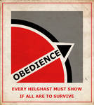 Obedience For Helghast