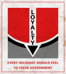 Loyalty For Helghast