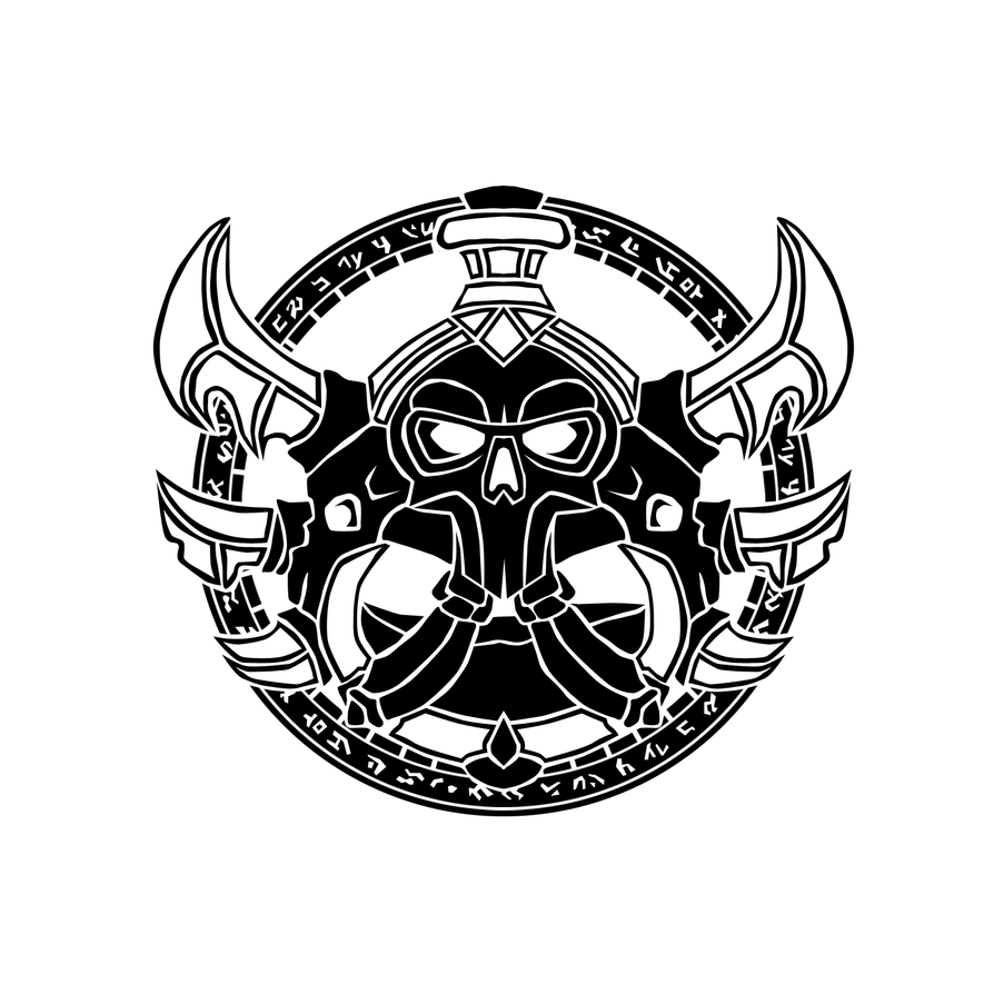 Rogue Crest by ropa-to on DeviantArt