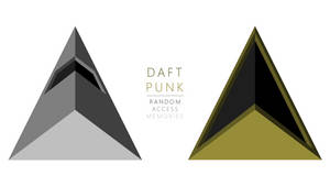Daft Punk | Random Access Memory Triangles WP