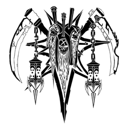 Cult of the Damned Crest