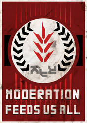Moderation Feed Us All