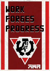 Work Forges Progress