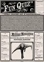 Modern Menagerie 4 by peterbowen