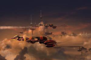 Skyrig Flyby by TK769