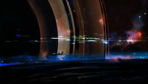 Cruising the Light Fantastic by TK769