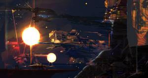 Stellar Engineers by TK769