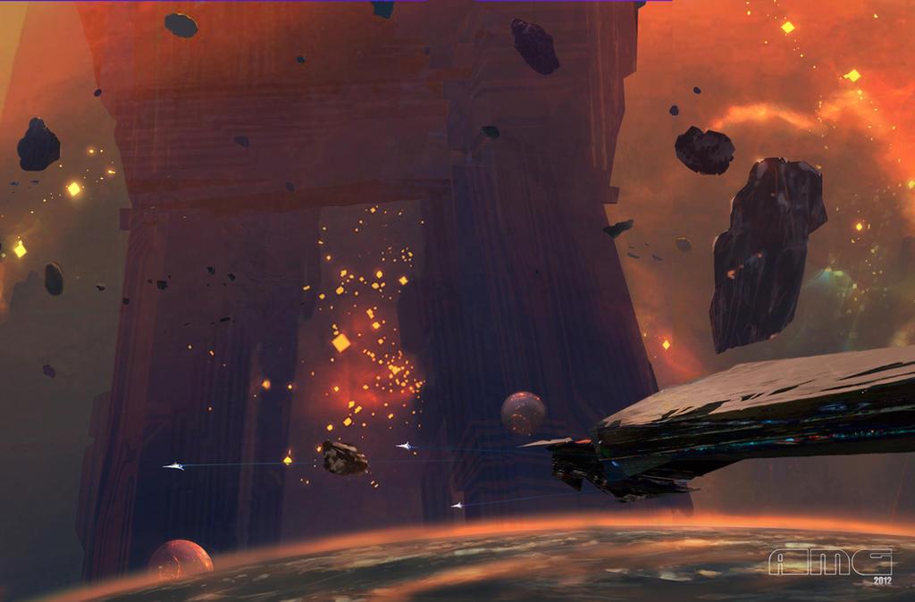 Galactic Gateway by TK769