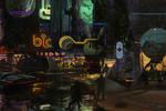 Neon Streets II