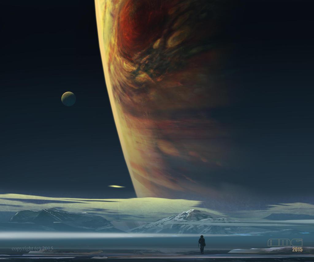 gas giants moons - photo #38