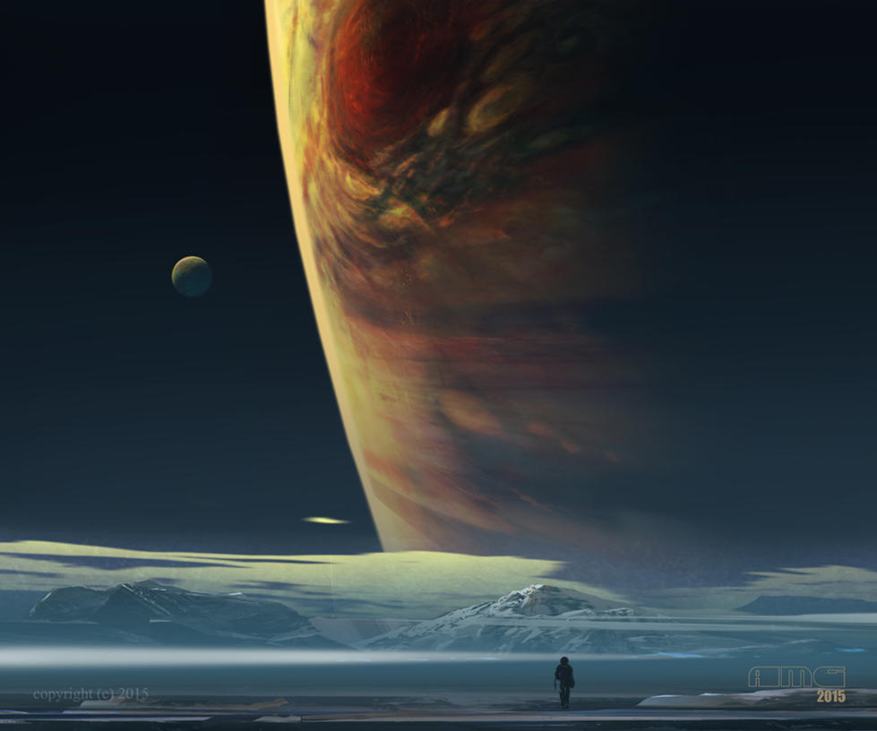 wallpapers of giant planets - photo #28