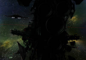 darkship I by TK769
