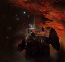 Intergalactic Radiowaves by TK769