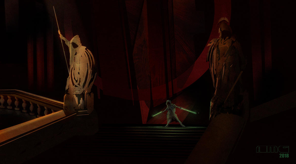 Jedi Temple by TK769