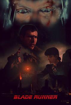 Blade Runner Tribute Poster