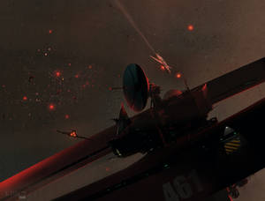 Red Nebula Station