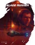 Blade Runner Poster 2021