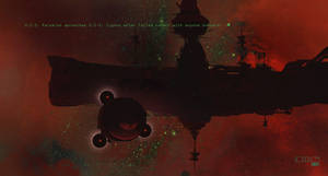 U.S.S. Palomino Flyby of the U.S.S. Cygnus