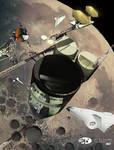 Orbiting Station
