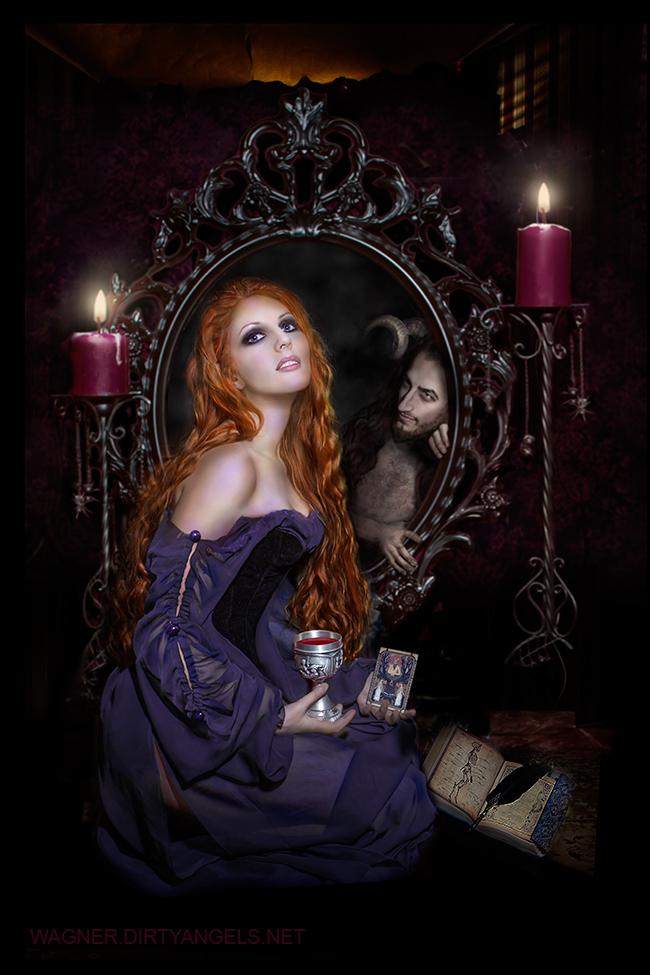 Black Magic by Lichttraegerin