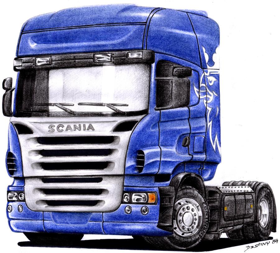 Scania Art by spagi