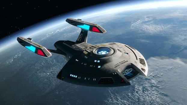 Nova in orbit