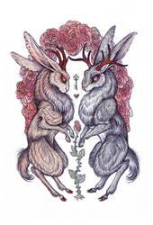Rare Hearts by CaitlinHackett