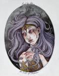 the Birth of Medusa