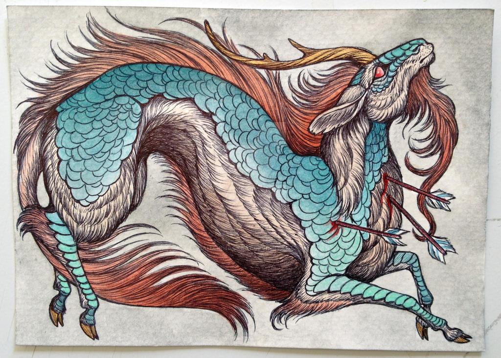 Hunt for the Kirin by CaitlinHackett