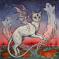 Spirits of All Hallows Eve