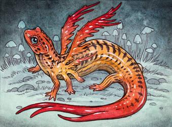 Mutant Salamander Elemental