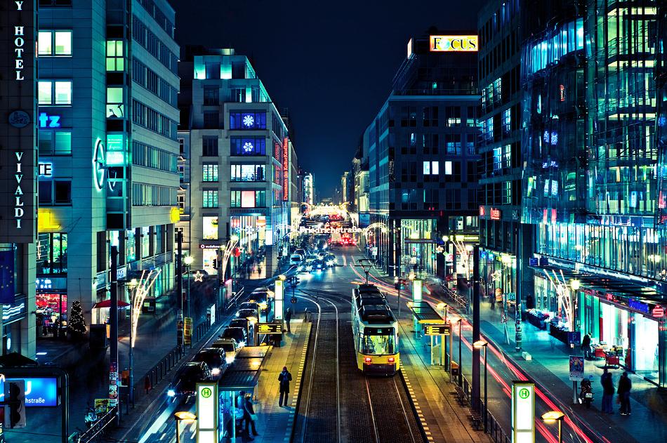 citylights by Fersy