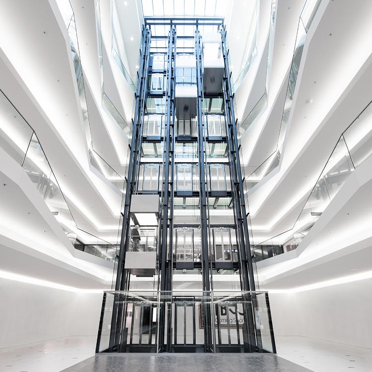 elevator! by Fersy