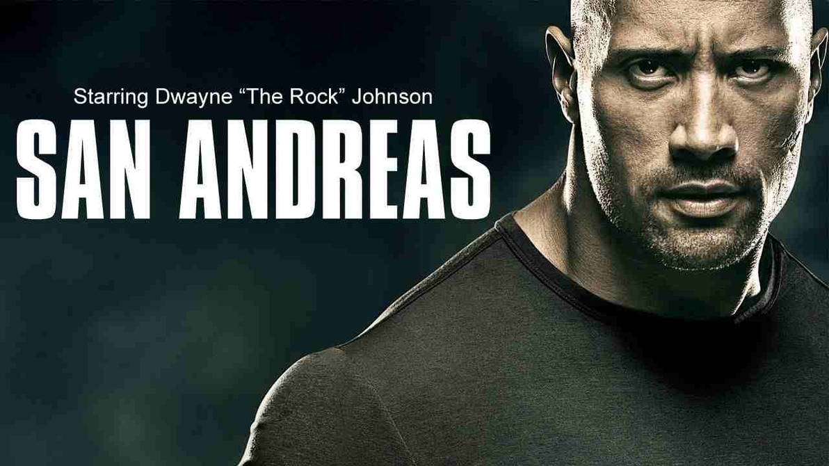 San Andreas 2015 Movie By Mikesmiths01234 On Deviantart