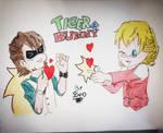 Tiger  Bunny by StefyYaoi
