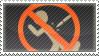 No Backstab Stamp by AzureReilight