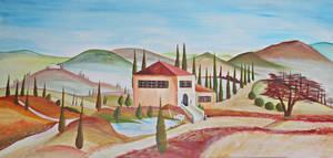 House by EnniArt